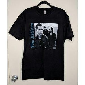 The Killers Band Tee - Size L - EUC